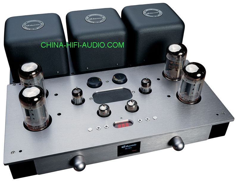 Classic No.16.6 6550/KT88 tube Integrated Amplifier with remote