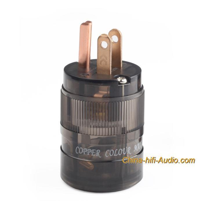 Coppercolour Cc Us Hifi Power Plugs Audiophile Audio