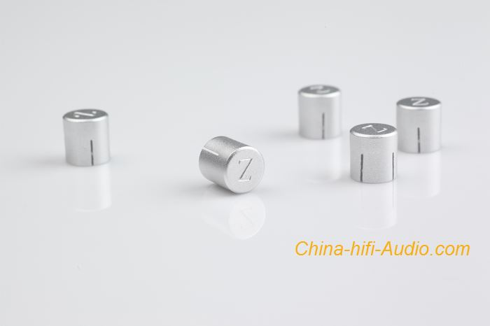 CopperColour CC RCA interface plug cover HiFi audio aluminum protective shell