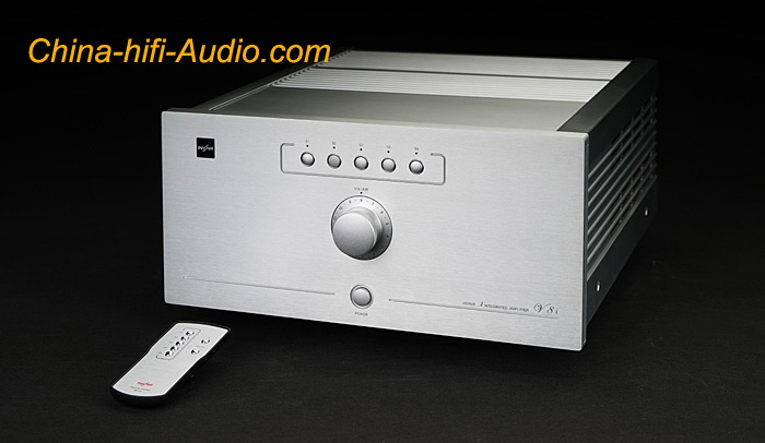 Dussun V8i Ultra-pure Class A 500W integrated Amplifier ver 2015