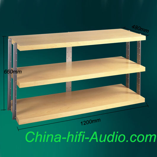 E&T 11-TA120-A Audio Devices Racks for hifi AMP and CD player