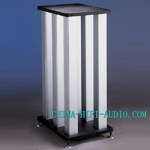 Pair E&T 22-E600 speakers stands shelf hifi Audio equipments