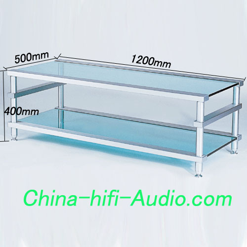 E&T M-12-2 Stereo Rack bookshelf for Hi-end Equipments amplifier