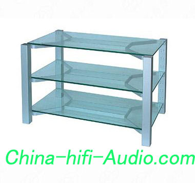E&T TV-2903 hifi amplifier and CD player Racks bookshelf desk
