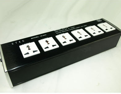 E&T-YB-600 Advanced Power Filter and power strip for hifi AMP