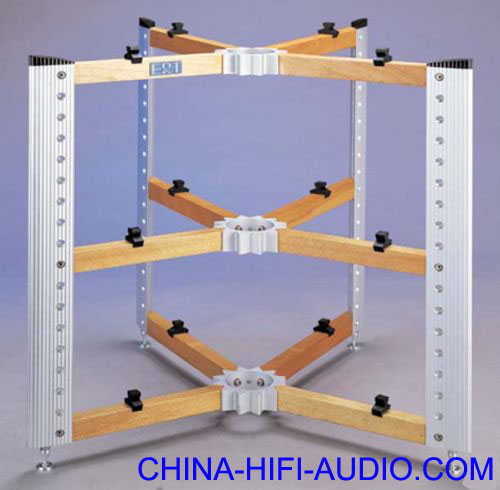 E&T 11-D600-3W1 hifi equipments bookshelf racks stands