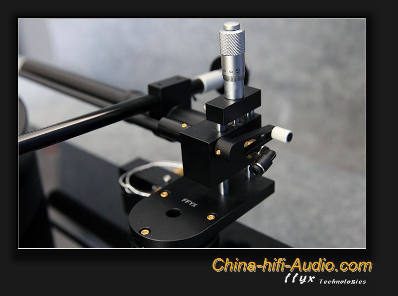 FFYX AA25MKIII Air-bearing tonearm tangent with micro-pump ultra-silence