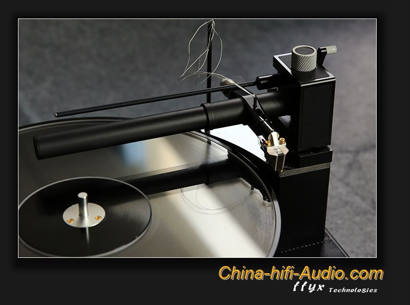 FFYX AA36MKIII flagship air bearing tonearm & mini pump for record player - Click Image to Close