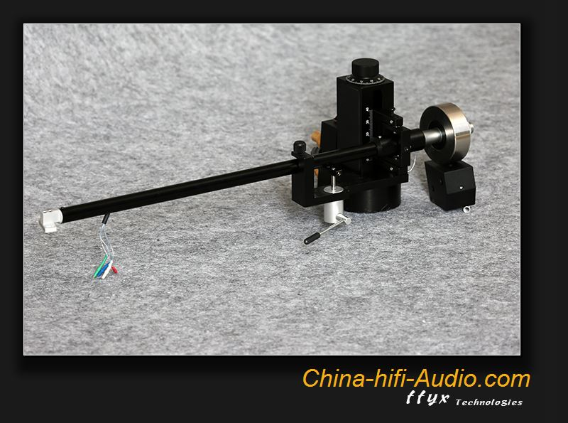 FFYX AB51s vinyl tonearm four-point rotatable ultra-precision straight tonearm