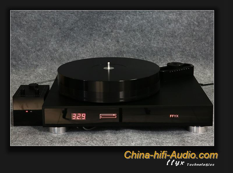 FFYX T1804 record player maglev bearing turntable motor driven lp player set