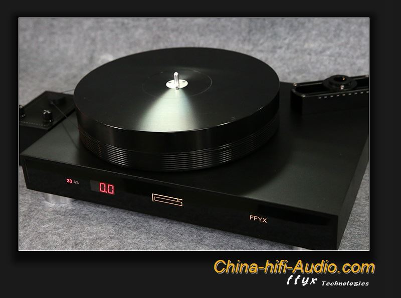 FFYX T1804A HiFi turntable air- bearing record player with motor driven suit
