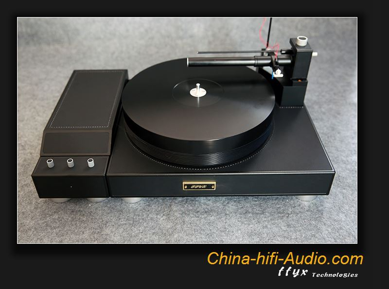 FFYX T3 air-bearing record player ultra-silence Aluminium alloy turntable set