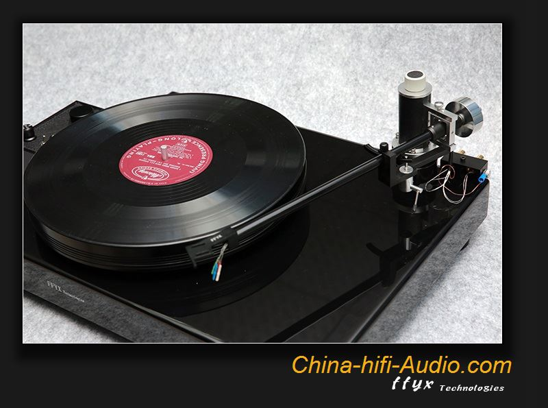 FFYX T4A vinyl record player air-bearing turntable AB51 tonearm LP Player set