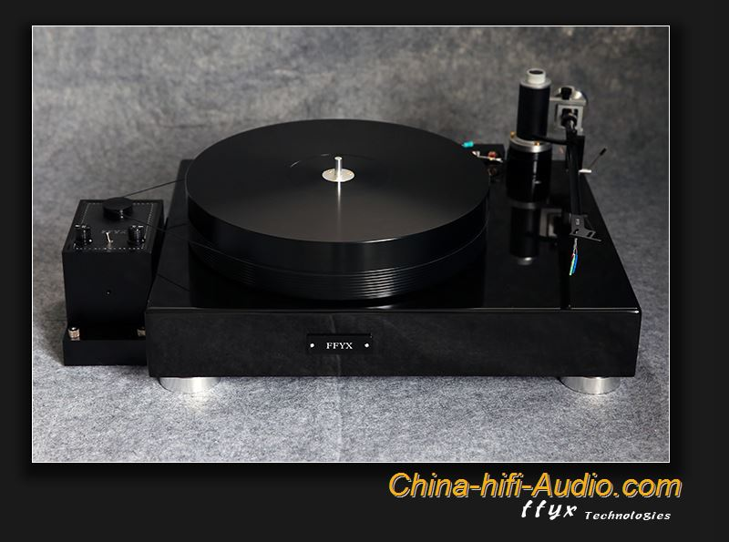FFYX T4HA Record player air-bearing turntable suspension HiFi LP Player suit New
