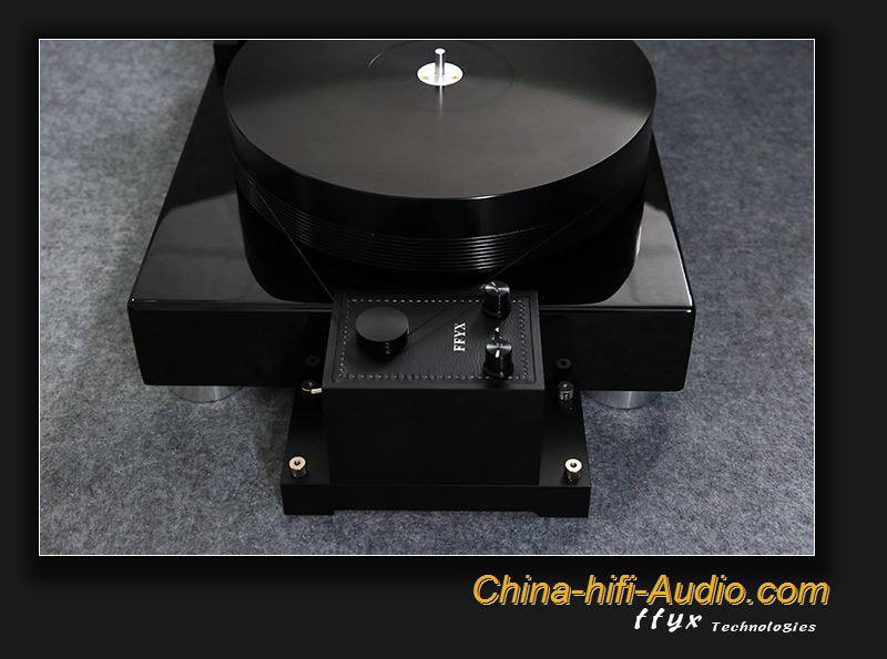 FFYX T4H HiFi record player magnetic-bearing turntable Tungsten steel set