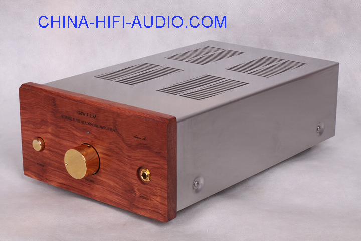 G&W Tsinghua T-2.2A single-end Class A tube headphones amplifier