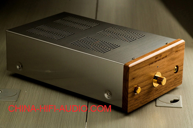 G&W Tsinghua T-2A single-end Class A tube headphones amplifier