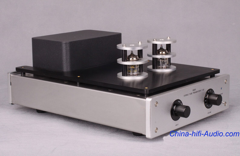 G&W T-5S tube ECC88 preamplifier Matisse circuit improved preamp - Click Image to Close