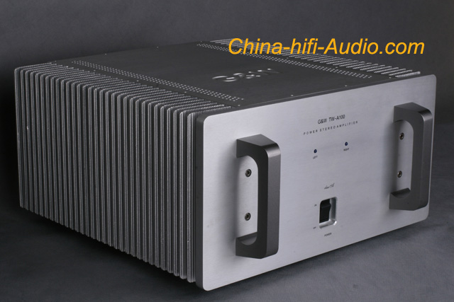 G&W TW-A100 pure Class A power amplifier 100W*2 Powerful hi-end