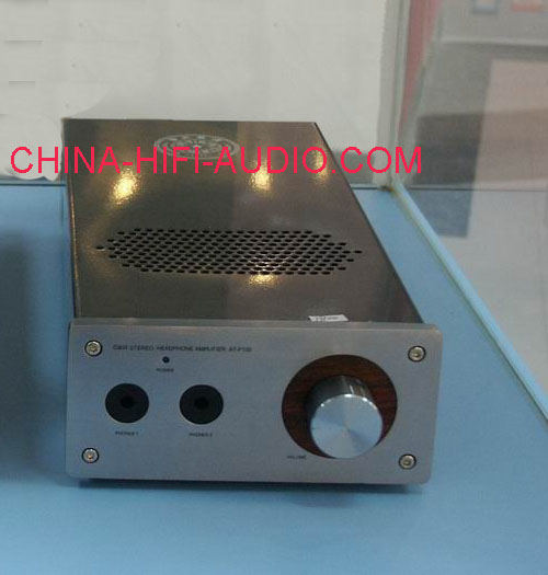 G&W Tsinghua AT-F100 hifi Stereo headphones amplifier