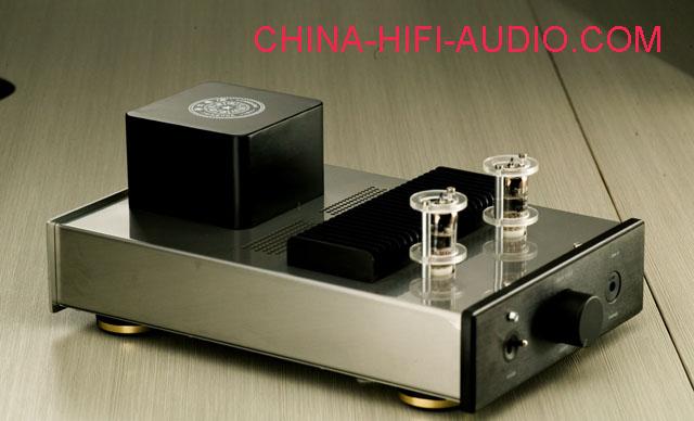 G&W Tsinghua T-2.6F Tube 6922 Class A headphones amplifier
