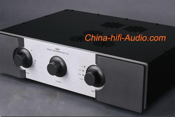 G&W T-6S hifi audio vacuum tube pre amplifier brand new