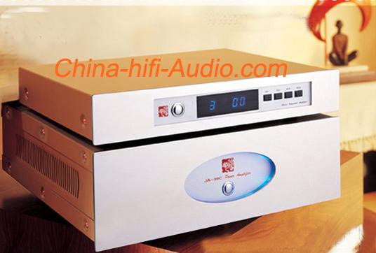 JungSon JA-1/JA-99C Class-A HiFi Amplifiers standard edition