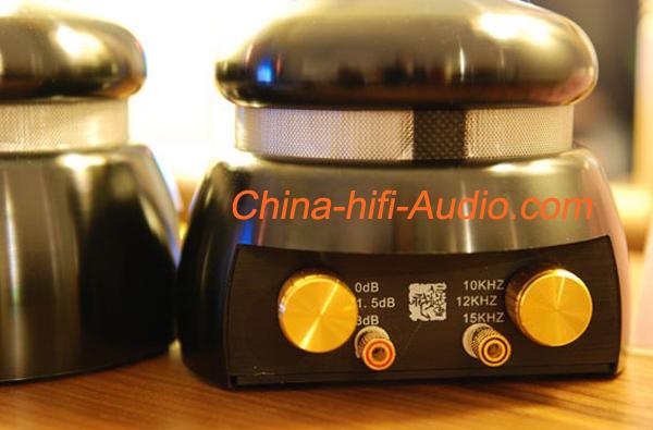JungSon 360 degree ribbon tweeters hifi Audio loudspeakers