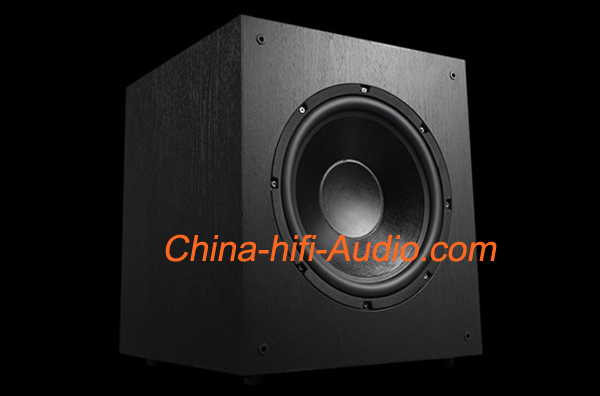JungSon GF-12M phase inverted subwoofer hifi Audio speakers