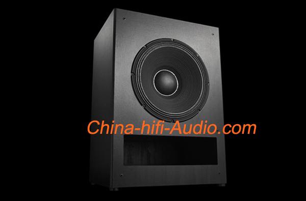JungSon GF-18D phase inverted subwoofer hifi loudspeakers