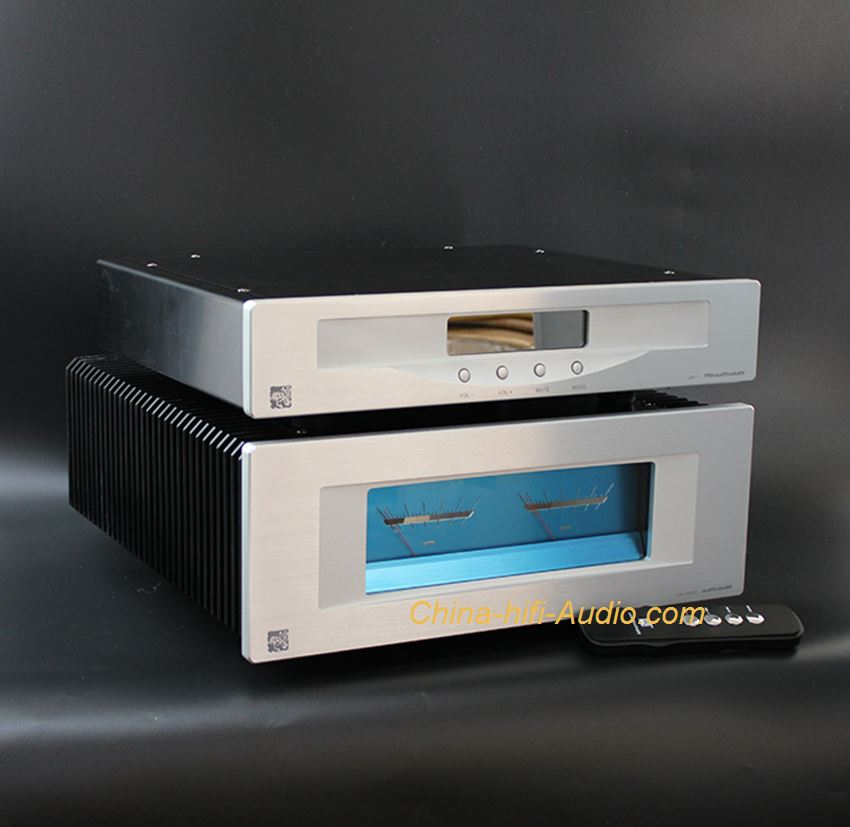 JungSon JA-1/JA-99C Class A balanced Preamp+Power Amplifier Ver.Standard 20th