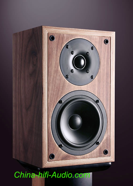 JungSon LS 3/5A bookshelf speakers hifi Audio loudspeakers pair