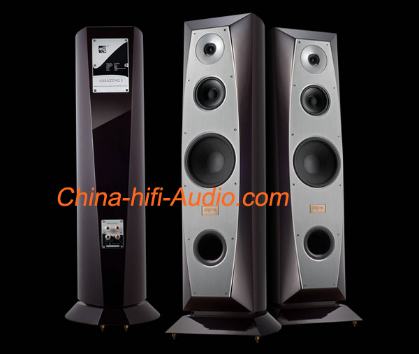 JungSon WG-No.3 hifi Audio floor standing loudspeakers