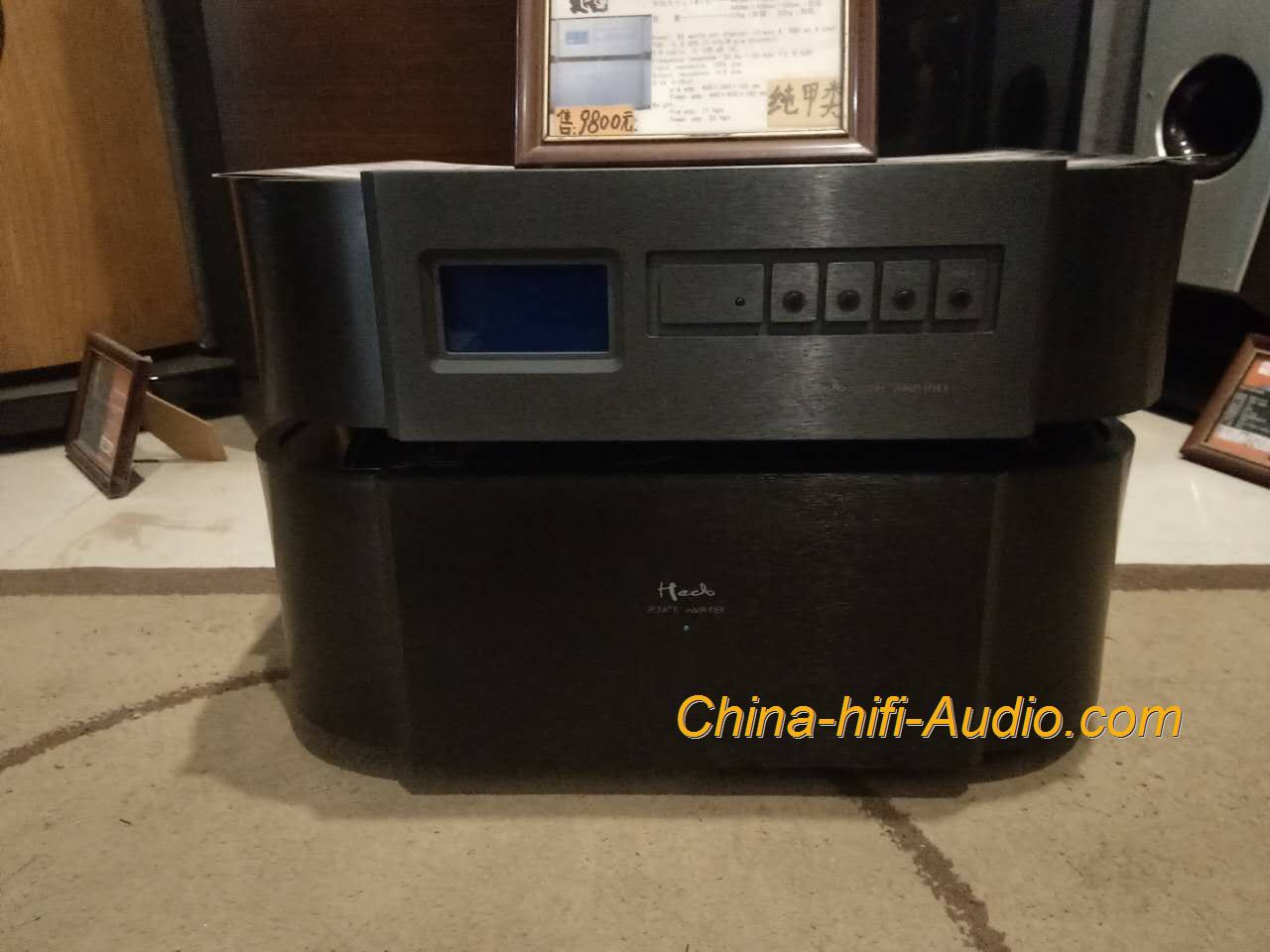 Jungson Amazing-I Class A Pre-amp and Power amplifier HiFi audio audiophile amp - Click Image to Close