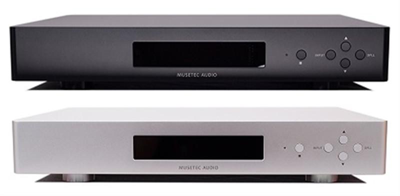 L.K.S AUDIO MH-DA005 DAC DUAL ES9038PRO FLAGSHIP DSD INPUT COAXIAL BNC AES EBU