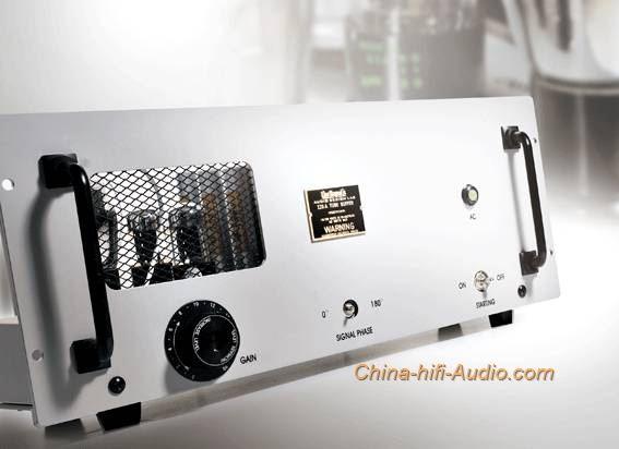 LM Audio Analog Sound AS-123 BUFFER pure Vacuum tube XLR RCA get nicce sound