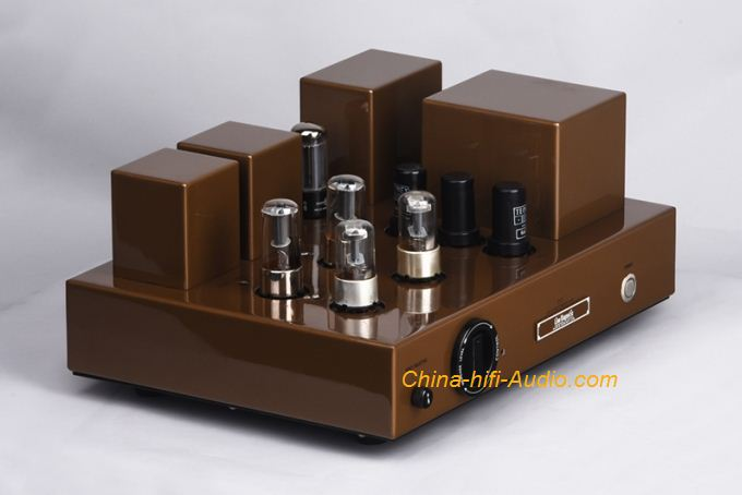 Line Magnetic Audio G-2 tube preamplifier HiFi antique valve preamp with remote