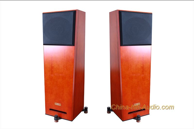 Line Magnetic LM-69 6*9 inch Oval full range hifi floor standing speakers Pair