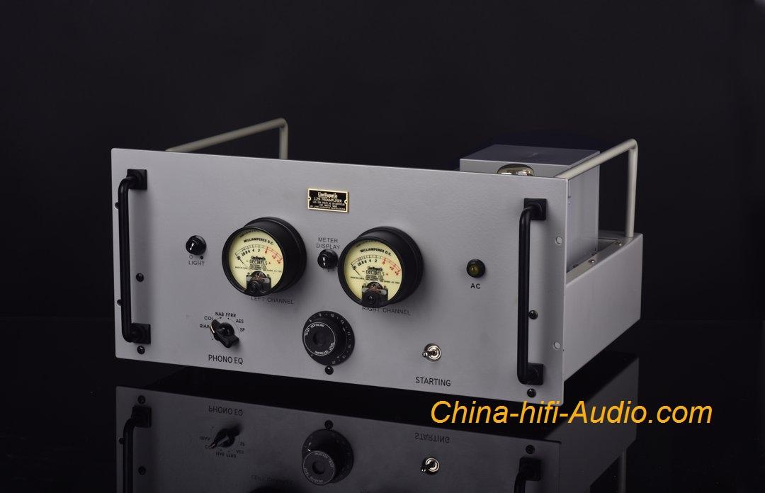 Line Magnetic Analog Sound AS-129P RIAA LP MM/MC VALVE PHONO STAGE amp hifi - Click Image to Close