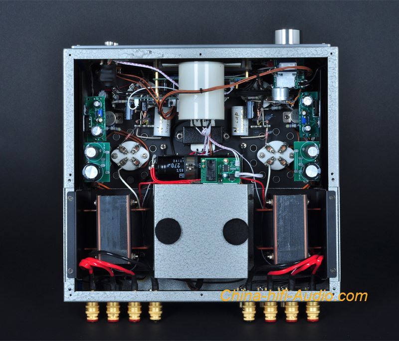 Line Magnetic Lm 210ia 300b Tube Integrated Amplifier
