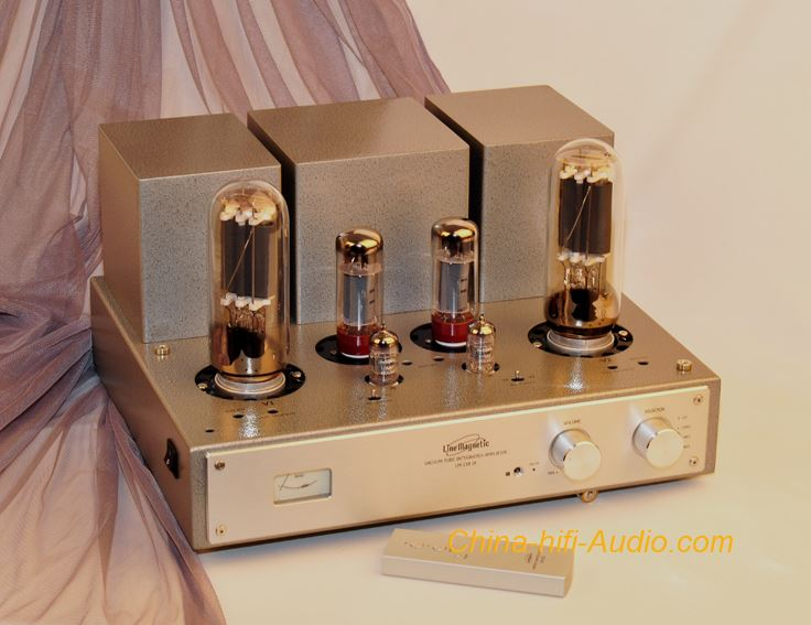 Line Magnetic LM-218IA 845 Tube integrated Amplifier Class A Single