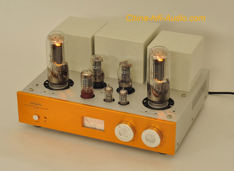 LineMagnetic LM-518IA 845 tube integrated amplifier Class A single-end Power amp