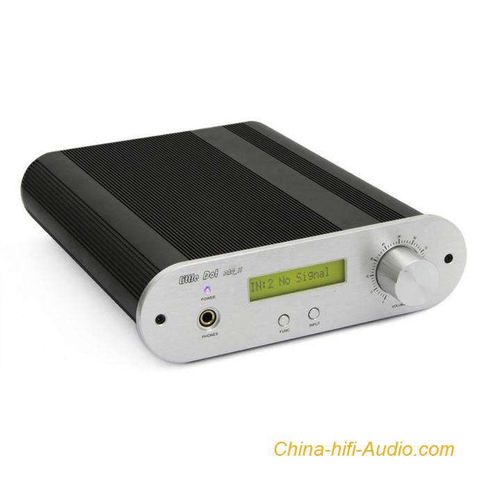 Little Dot DAC-2 DAC Headphone Amplifier machine WM8740 24bit Digital Inputs