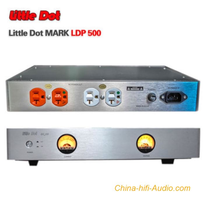 Little Dot LDP 500 500VA Clean Regeneration Power Supply 500W Power Filter