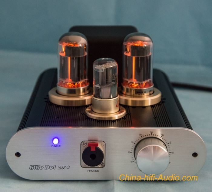 Little Dot MK 9 Vacuum Tube Headphone Amplifier OCL SEPP Single-Ended Push Pull