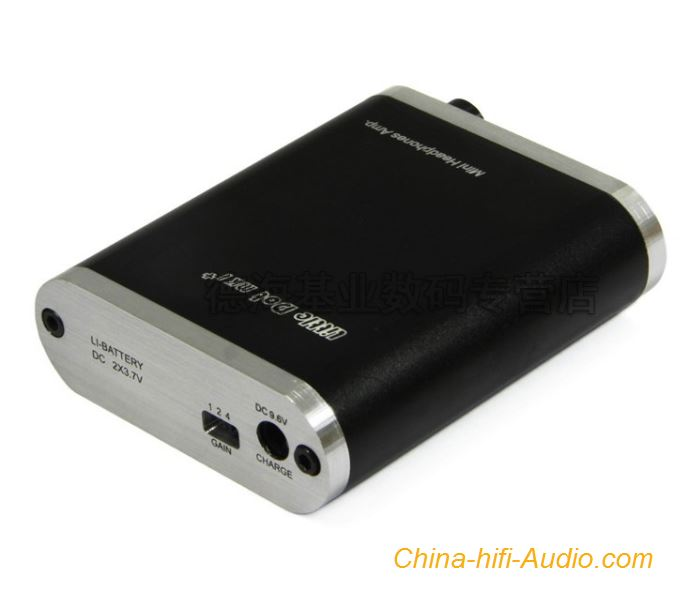 Little Dot MK I+ hifi Audio Headphone Amplifier Portable Ultra-low Distortion