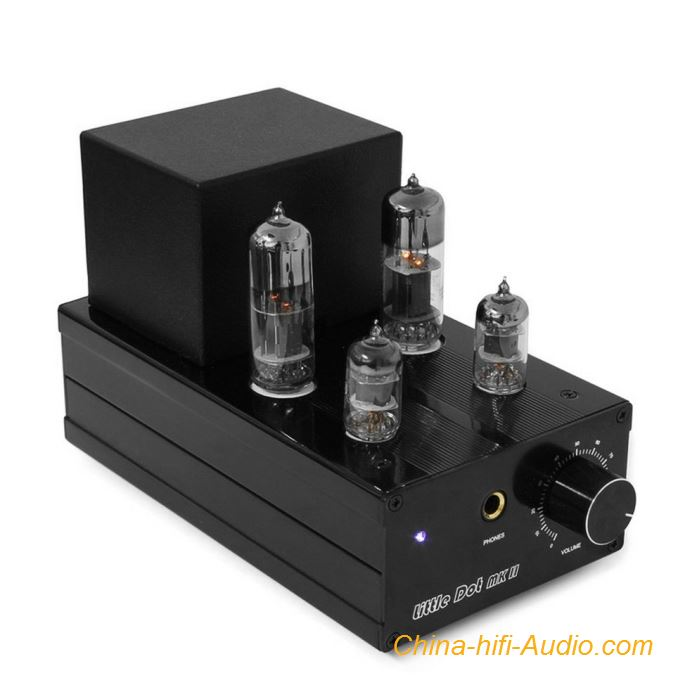 Little Dot MK II Headphone Amplifier Vacuum Tube 6JI X2 6N6 X2 Pre-Amp SEPP