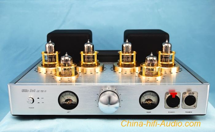 Little Dot MK VIII SE Fully Balanced Headphone Amplifier Vacuum Tube Dual-Mono