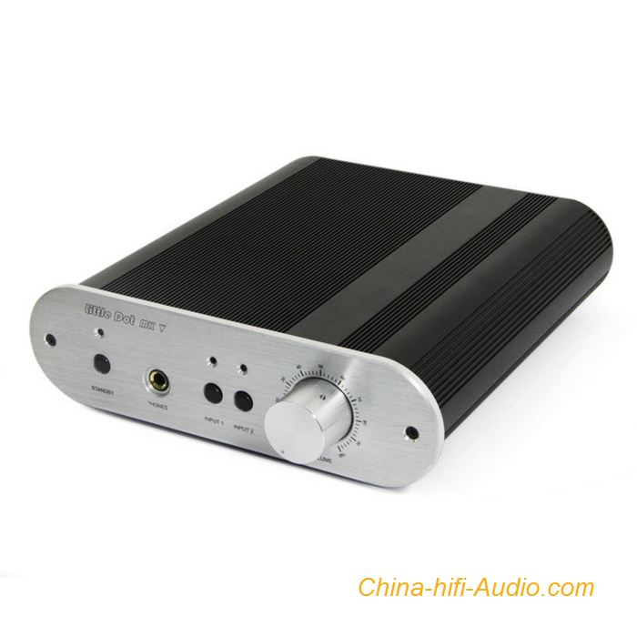 Little Dot MKV MK5 Solid State Mosfet Headphone Amplifier Single-Ended Dual-Mono