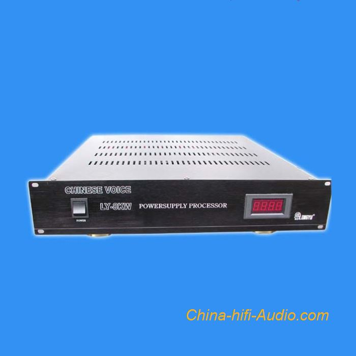 LongYu LY-8KW HiFi Power conditioner power filter & decoder High power processor